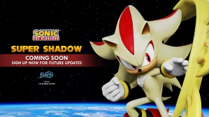 Sonic The Hedgehog – Super Shadow Statue Coming Soon