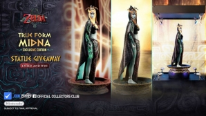 True Form Midna Launch & Giveaway