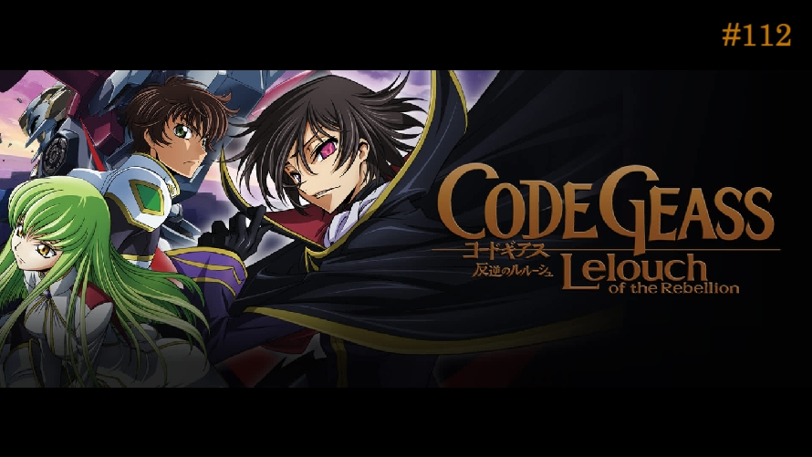 TT Poll #112: Code Geass