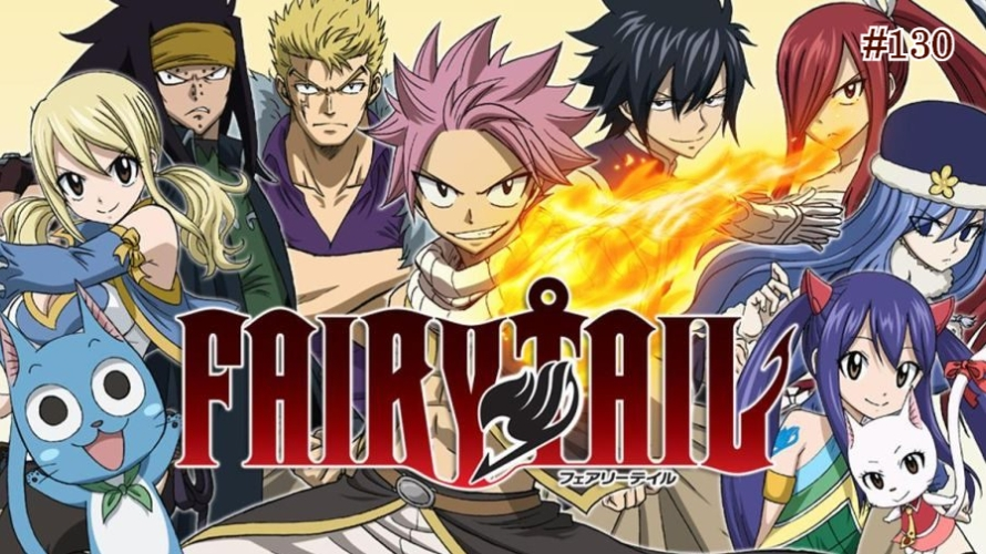 TT Poll #130: Fairy Tail