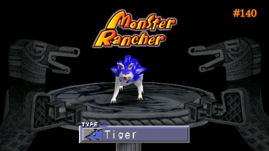 TT Poll #140: Monster Rancher