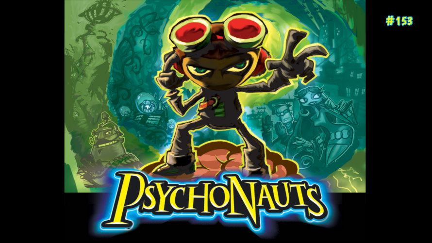 TT Poll #153: Psychonauts