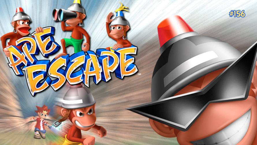 TT Poll #156: Ape Escape