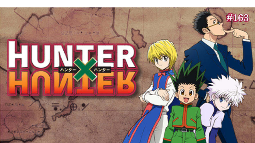 TT Poll #163: Hunter × Hunter