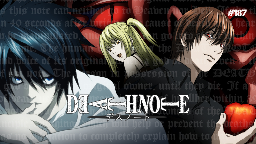 TT Poll #187: Death Note