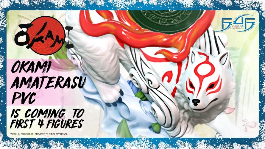 Okami – Amaterasu PVC Reveal