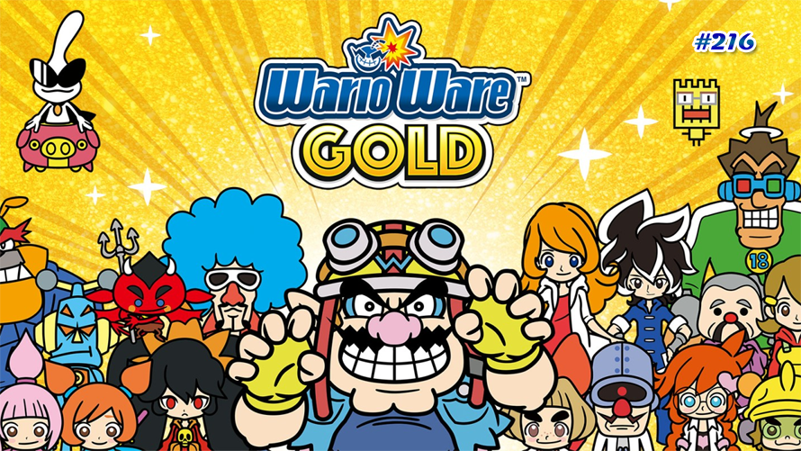 TT Poll #216: WarioWare™ Gold