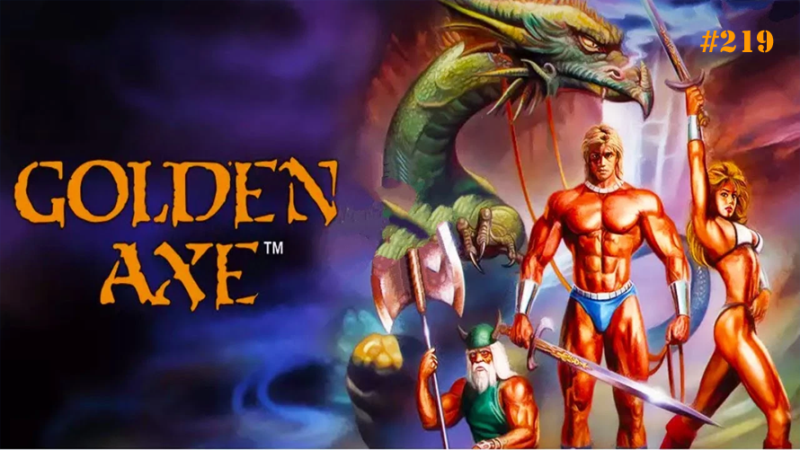 TT Poll #219: Golden Axe