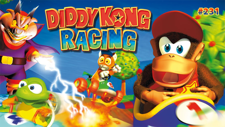 TT Poll #231: Diddy Kong Racing