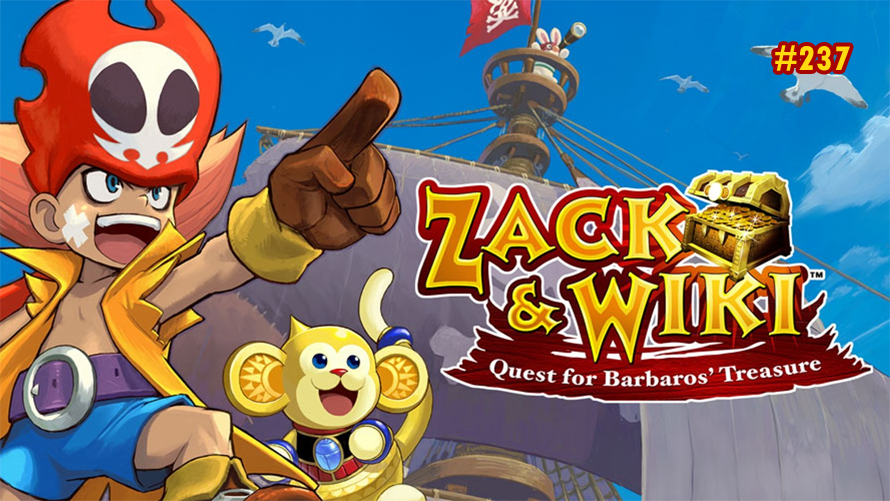 TT Poll #237: Zack & Wiki: Quest for Barbaros' Treasure