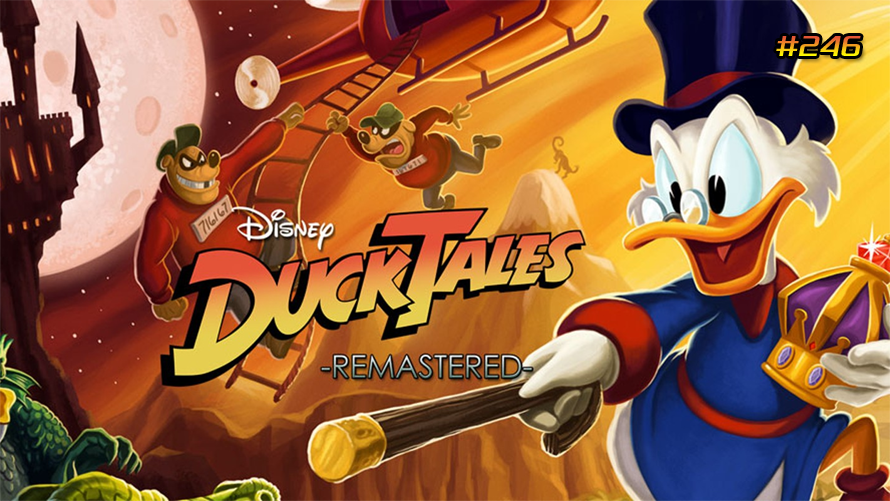 TT Poll #246: Ducktales: Remastered
