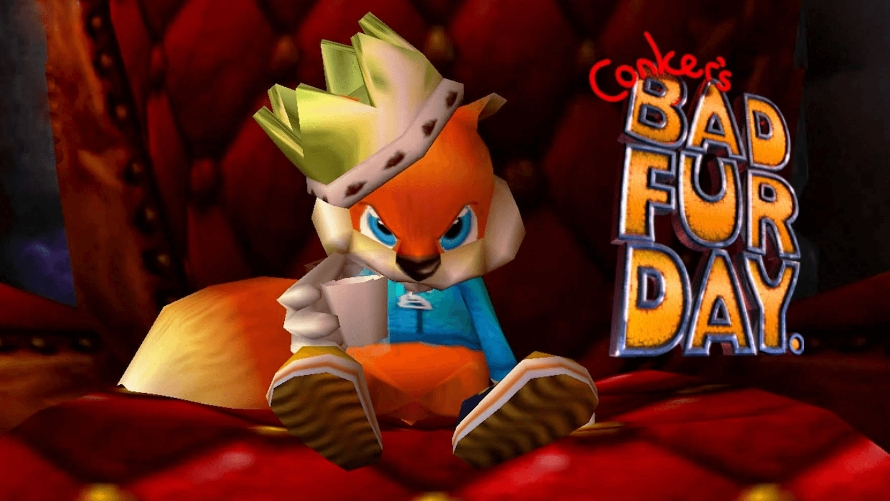3 Reasons Why You Should Play the Conker Series
