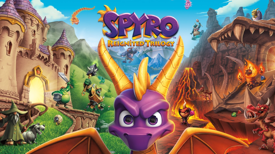 3 Reasons Why You Should Play the Spyro™ the Dragon Series