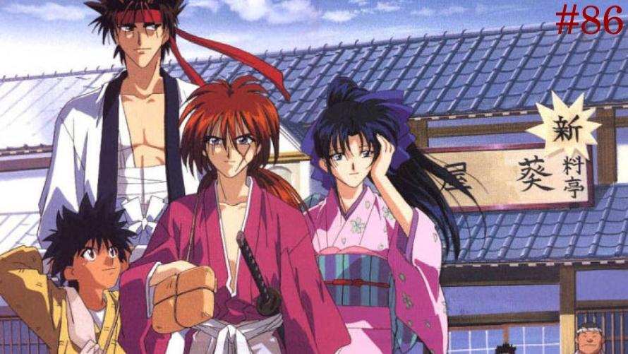 TT Poll #86: Himura Kenshin