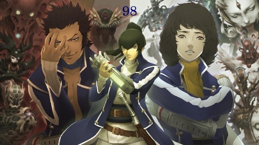 TT Poll #98: Shin Megami Tensei IV