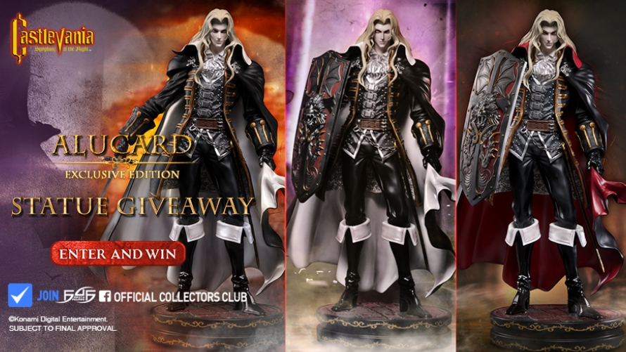Alucard Launch & Giveaway