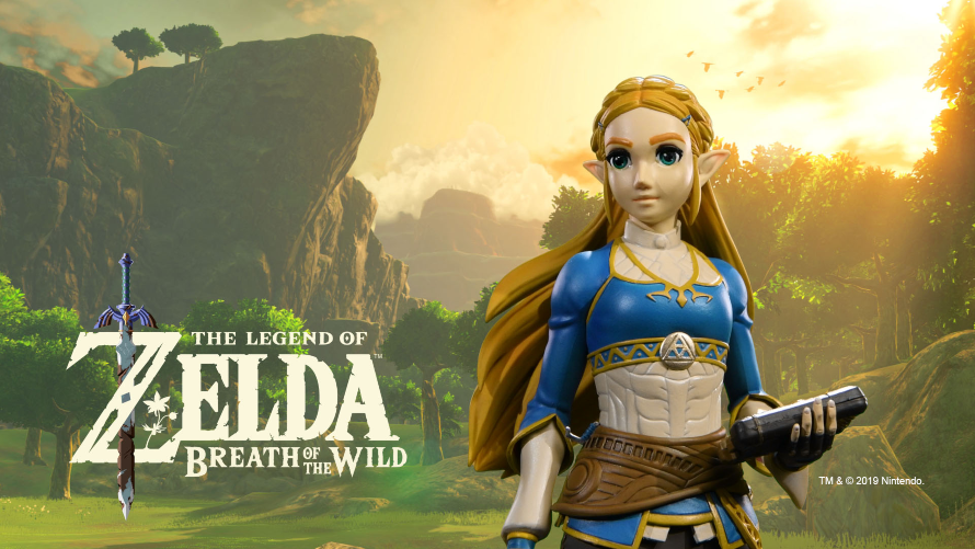 The Legend of Zelda: Breath of the Wild – Zelda Launch Date Announced