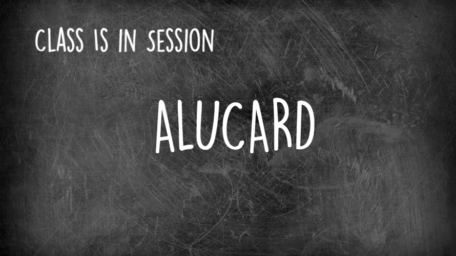 Class Is in Session: Alucard