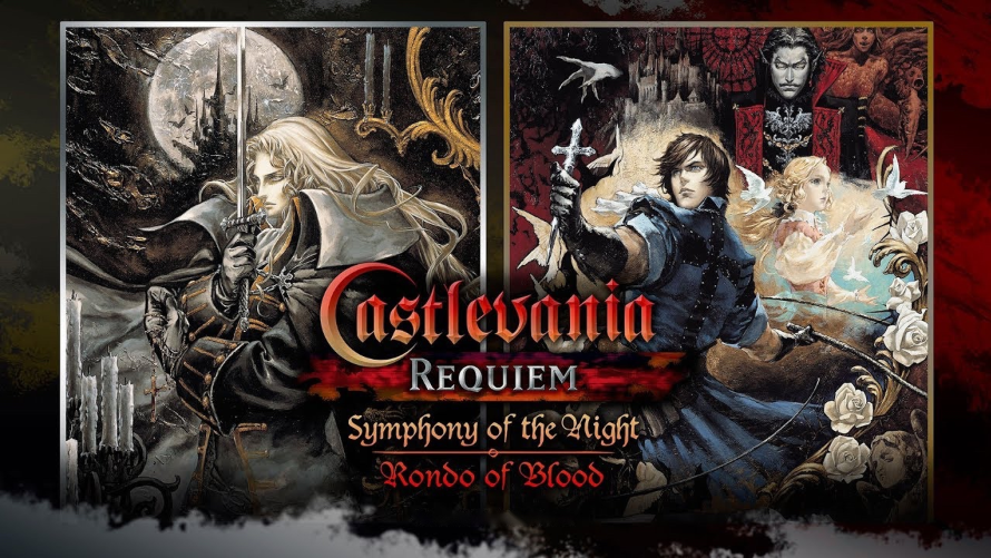 Castlevania Requiem: Symphony of the Night and Rondo of Blood Giveaway