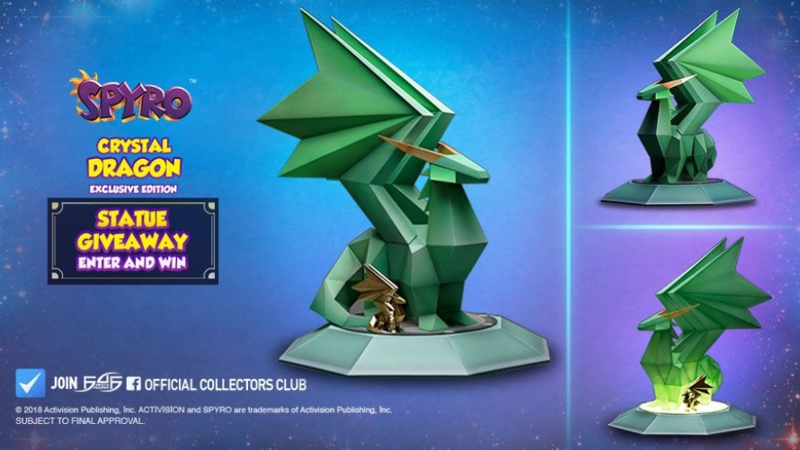 Crystal Dragon Launch & Giveaway