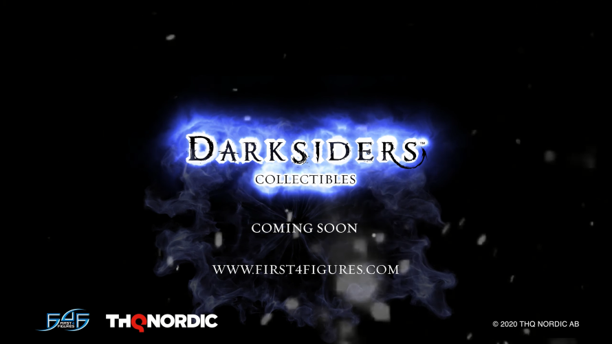 Darksiders Is Coming to First 4 Figures!