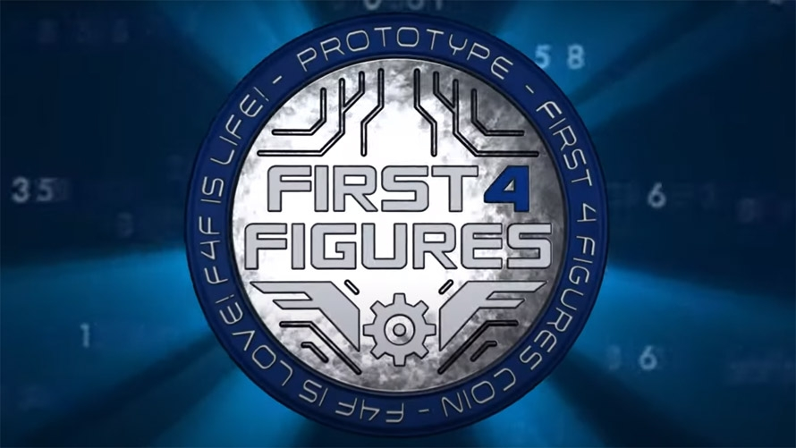 First 4 Figures Launches One-Of-A-Kind NFT Prototype Coin Auction
