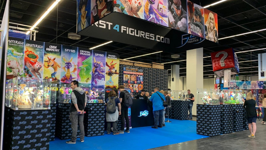 Gamescom 2019 Recap and Announcement of Giveaway Winners