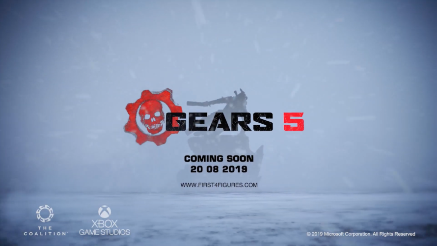 Gears 5 Is Coming to First 4 Figures!