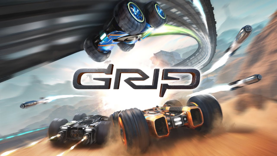 Grip: Combat Racing Giveaway