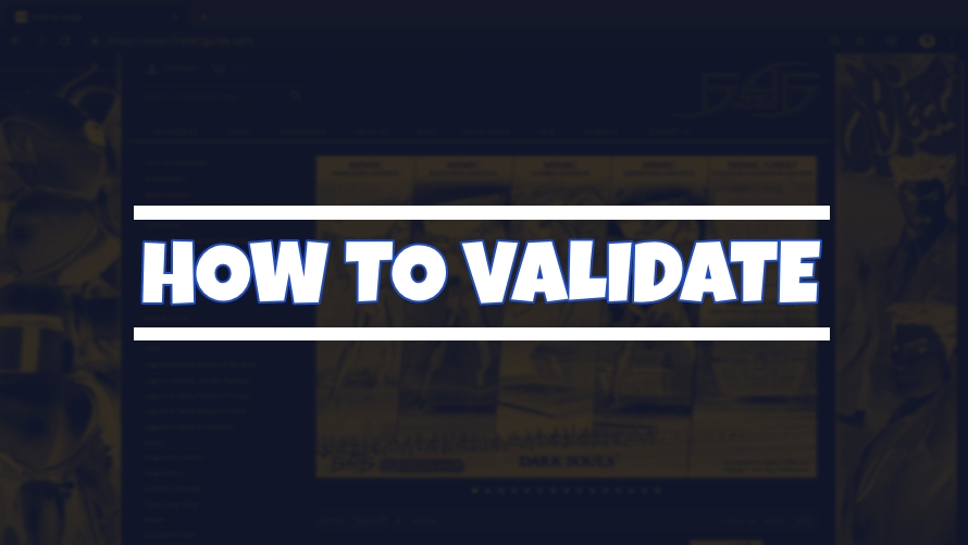 How to Validate Your Pre-Order