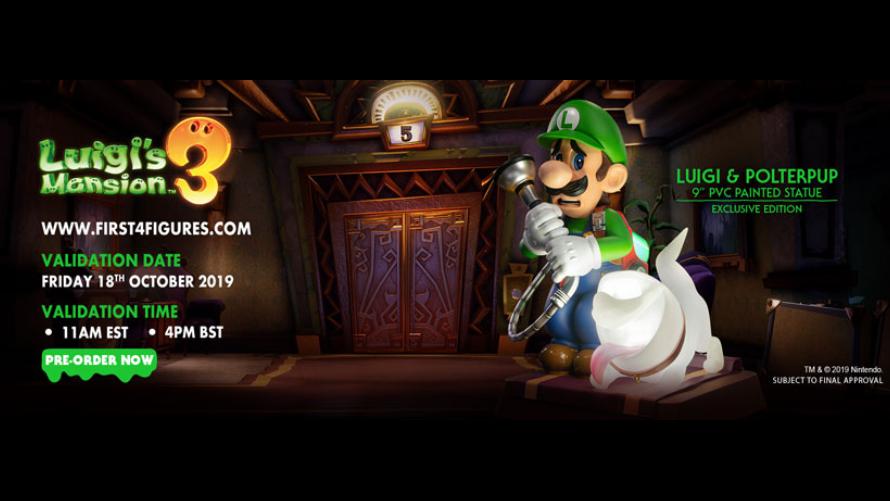 Luigi & Polterpup Pre-Order FAQs