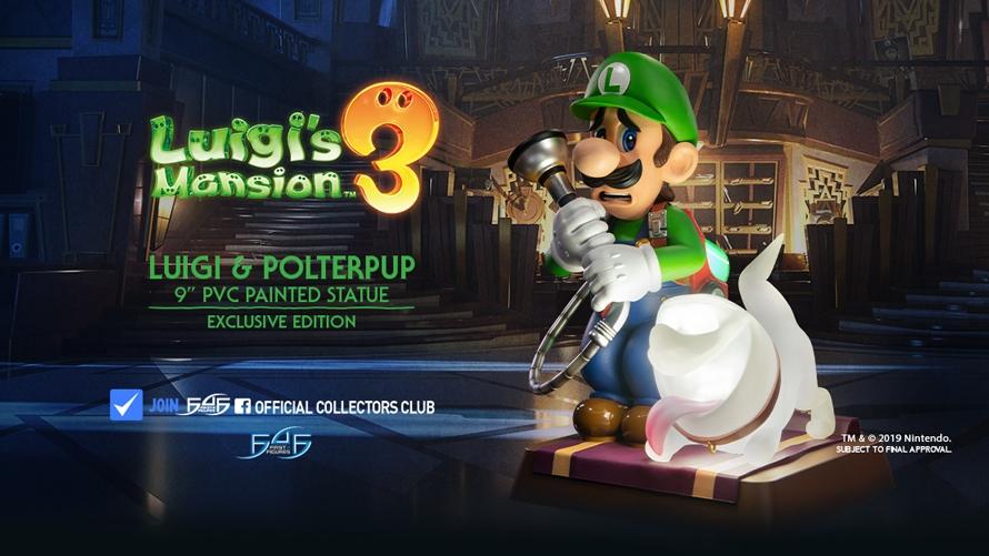 Luigi & Polterpup Launch