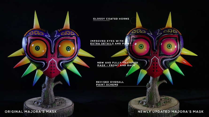 Majora's Mask Is Finally in Production