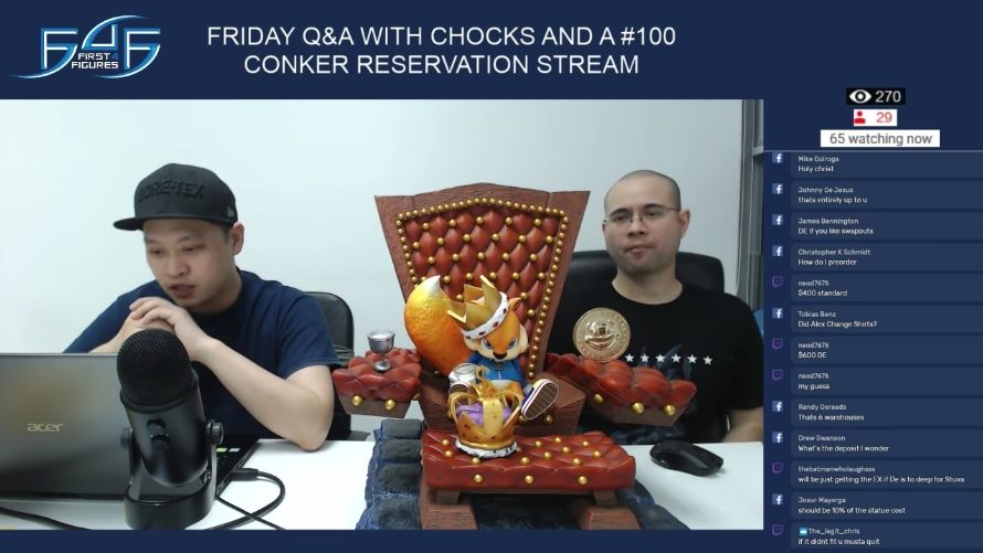 Recap: Friday Q&A with Chocks and A #100 (28 December 2018)