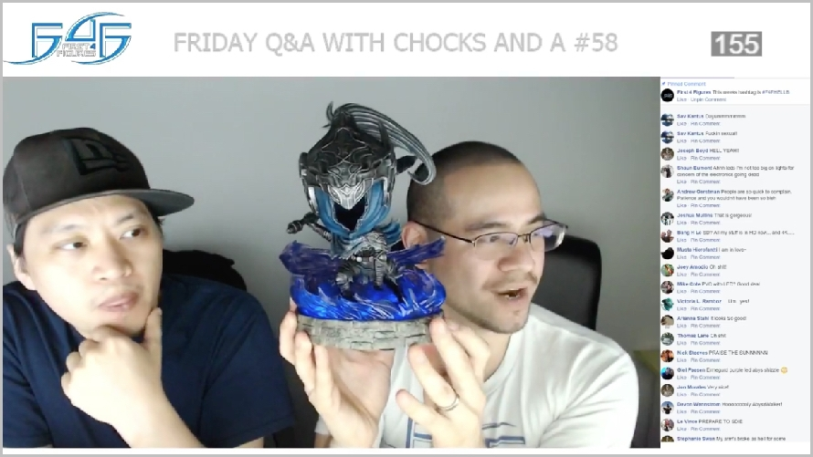 Recap: Friday Q&A with Chocks and A #58 (February 16, 2018)