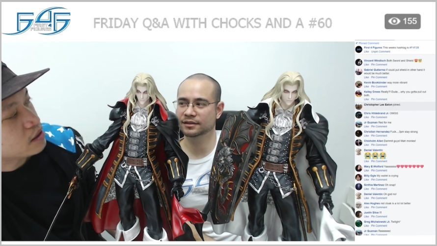 Recap: Friday Q&A with Chocks and A #60 (March 2, 2018)