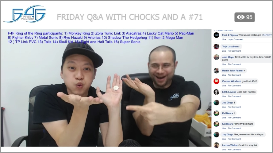 Recap: Friday Q&A with Chocks and A #71 (May 18, 2018)