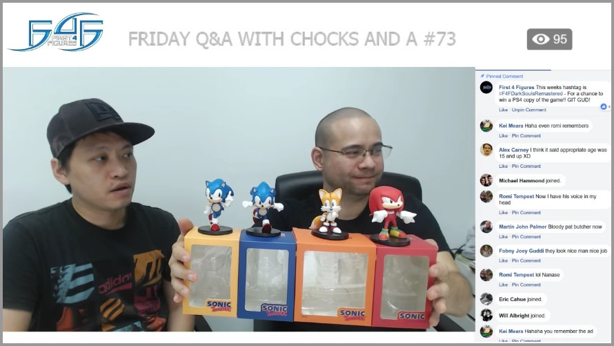 Recap: Friday Q&A with Chocks and A #73 (June 8, 2018)