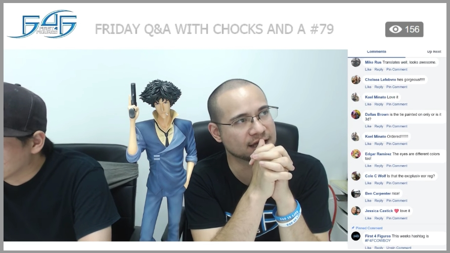Recap: Friday Q&A with Chocks and A #79 (July 20, 2018)