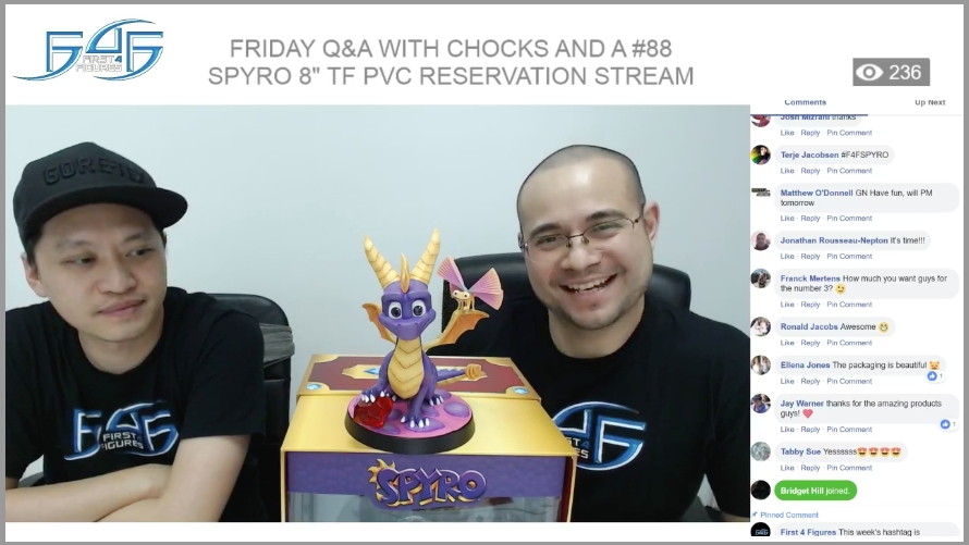Recap: Friday Q&A with Chocks and A #88 (September 28, 2018)