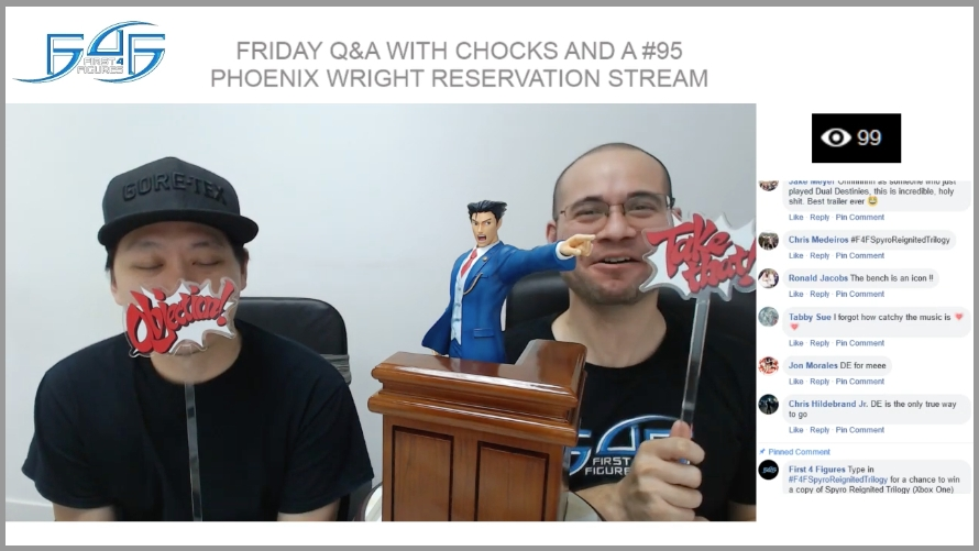 Recap: Friday Q&A with Chocks and A #95 (23 November 2018)