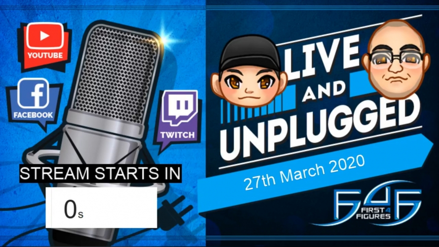 RECAP: F4F Live and Unplugged 27 March 2020