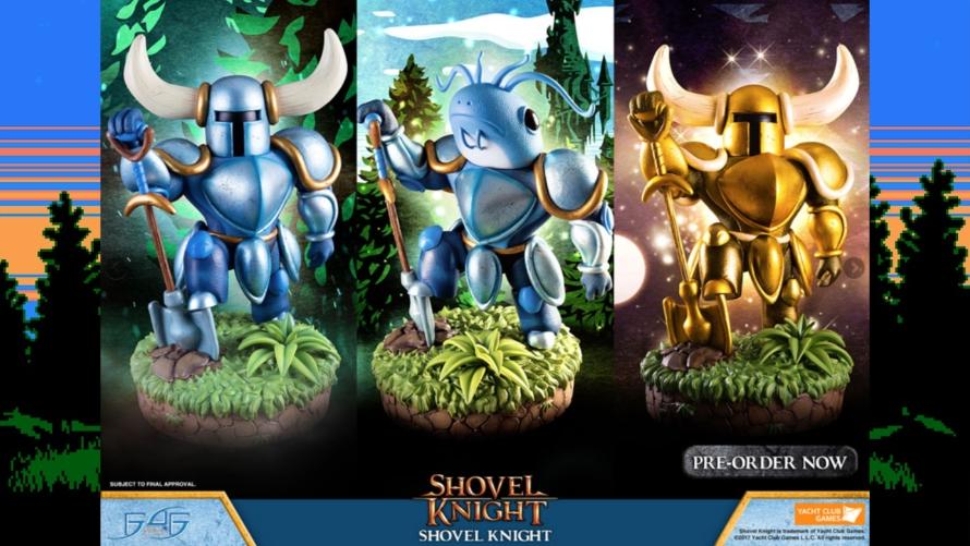 Shovel Knight Statue Pre-Order FAQs