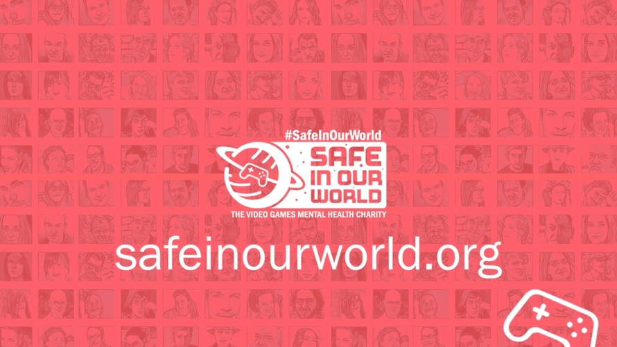 Safe In Our World, a Charity Where Mental Health Meets Video Games