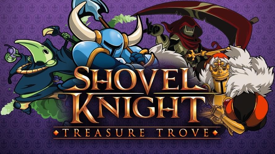 Shovel Knight: Treasure Trove Giveaway