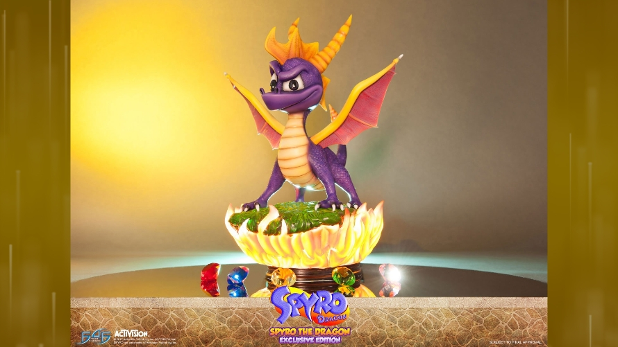 I Spyro with My Little Eye