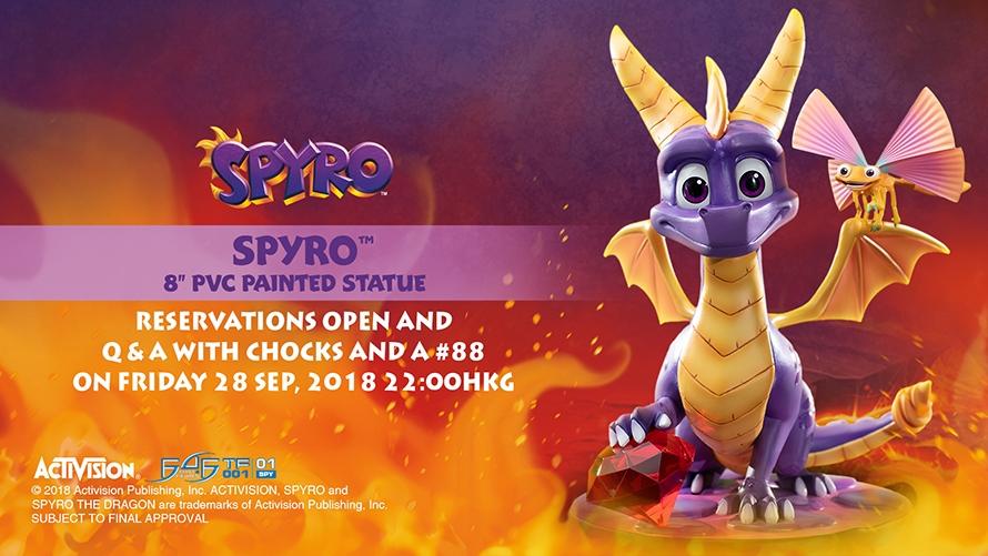 It's Spyro TF PVC Time!