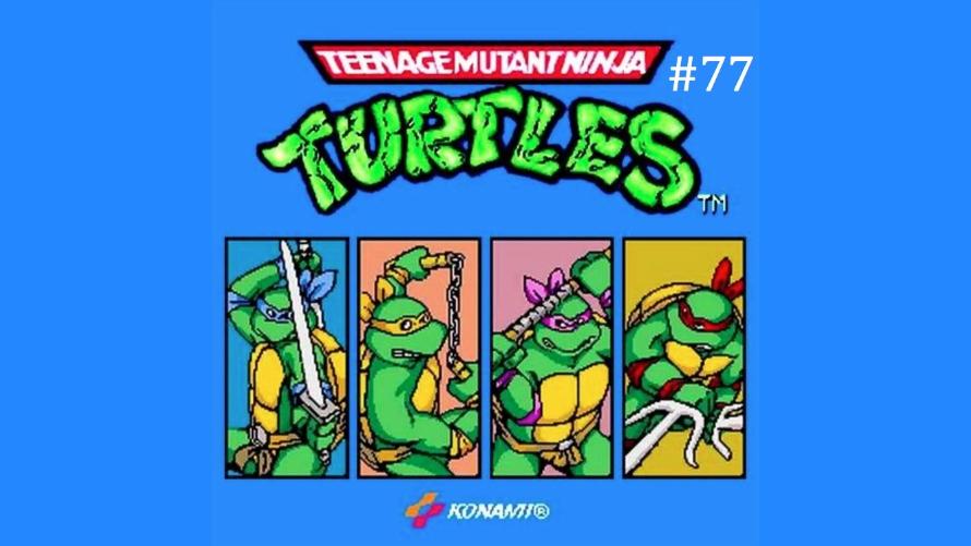 TT Poll #77: Teenage Mutant Ninja Turtles