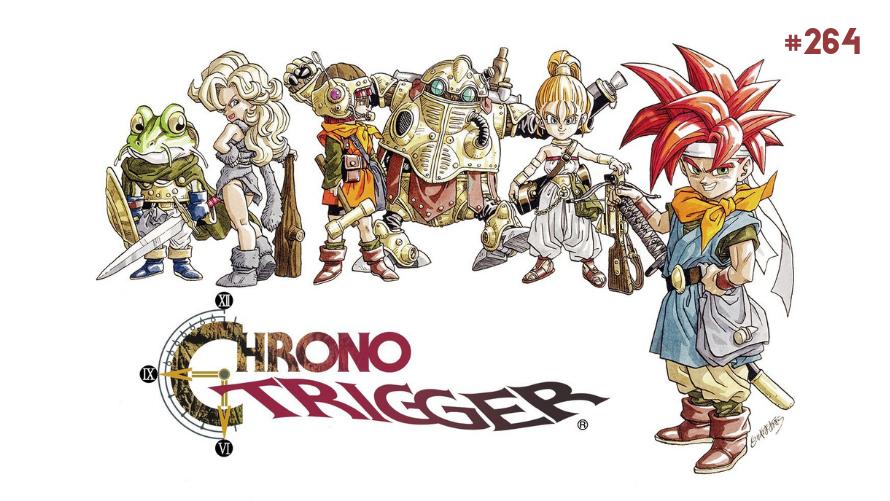 TT Poll #264: Chrono Trigger