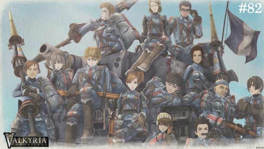 TT Poll #82: Valkyria Chronicles